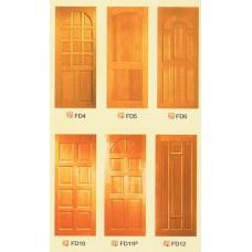SOLID DECORATIVE DOOR  2