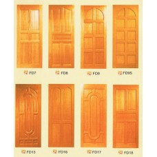 SOLID DECORATIVE DOOR  3