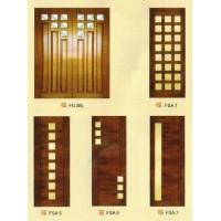 SOLID DECORATIVE DOOR FORMICA DOOR  6