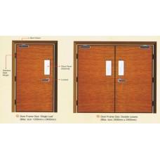 SOLID DECORATIVE DOOR  4