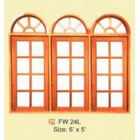 SOLID DECORATIVE DOOR FORMICA DOOR  5