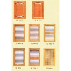 SOLID DECORATIVE DOOR FORMICA DOOR 1